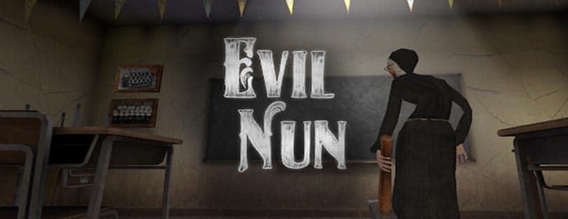 เกมEvil nun สุดยอดเกมผีแม่ชีสุดหลอน
